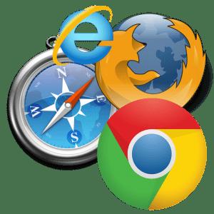 Webdesign und Webbrowser